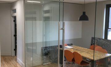 glass walls boise idaho