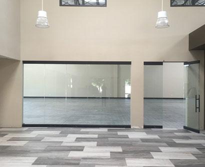 glass wall boise idaho